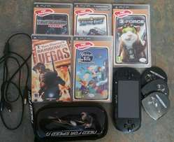 Psp and wii for sale urgent