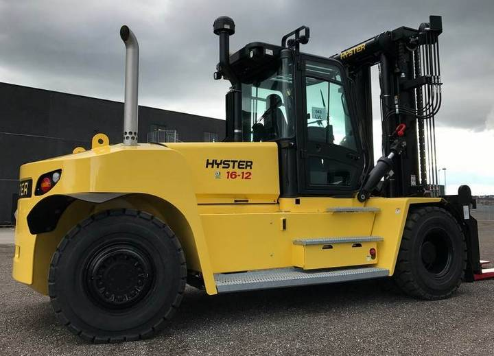 Hyster H16.00xm-12 - 2017
