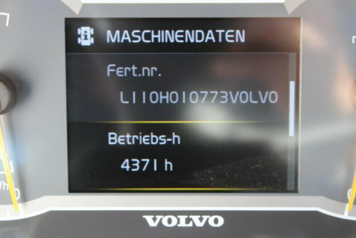 Volvo L 110 H - SW, 3. Kreis, Umkehrlüfter, Rf. 100% - 2015 - image 10