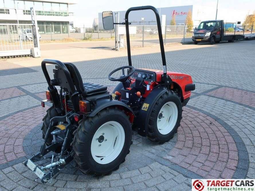Goldoni Base 20SN Tractor 4WD Diesel 20.4HP NEW UNUSED - image 4