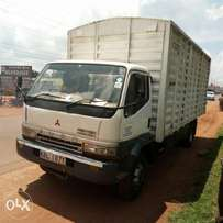 Fuzo fighter lorry