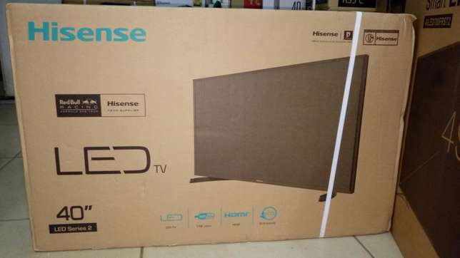 LED TV Hisense 40 inch digital Nairobi CBD - image 1