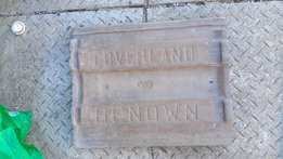 Roof tiles ( Goverland Reown)
