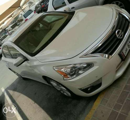 Altima 2.5 2014 full option