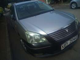 Very clean Toyota PREMIO lady owner on offer