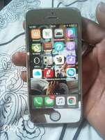 iphone 5s gold 32GB for sale or swap