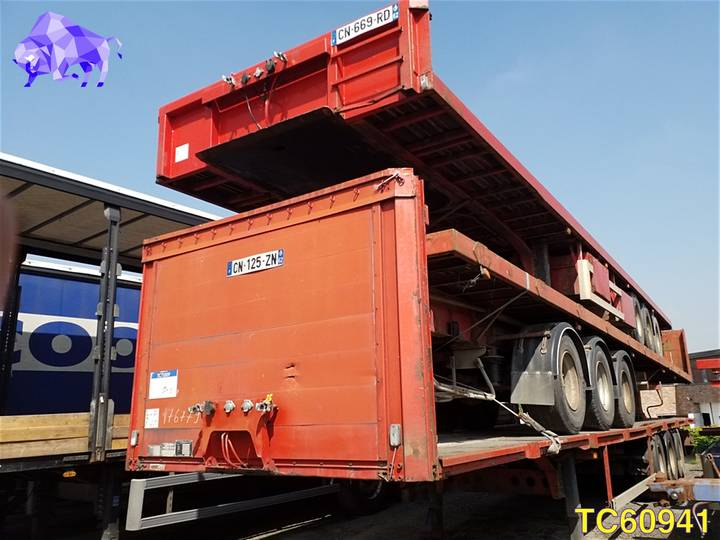 Trax Flatbed - 2003