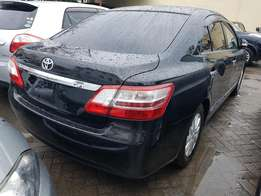 Toyota premio new imported car.