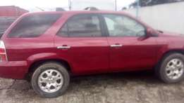Acura MDX Jeep 2005 neatly used by a lady in Port Harcourt