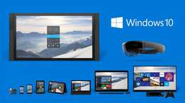Windows 10,8,7 OS and software installation services