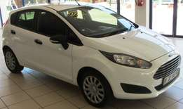 2015 FORD FIESTA 1.4 AMBIENTE 5 Dr - R 121 995 (Finance Available)