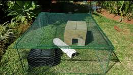 Cage Outdoor