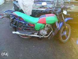 Captain motorcycle