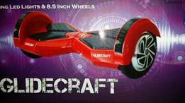 Glidecraft(HOVERBOARD) available.