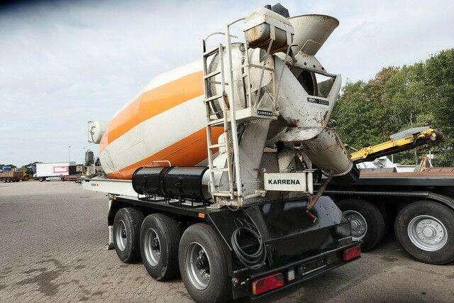 BPW betonmischer aufl karrena 10m³  luft - 1999 - image 4