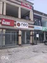 A Plaza of 10 Shops and Offices on 2000sqmtrs of Land on Admiralty Way