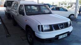 2003 Nissan Hardbody 2.7D Single cab