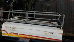 Venter Trailer Roof Rack, galvanised custom luggage and goods carrier