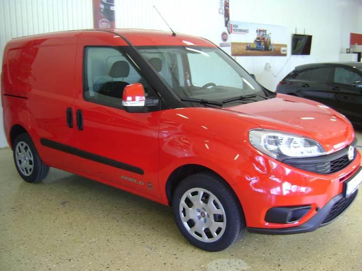 Fiat Doblo L1h1 1.4 - 2017