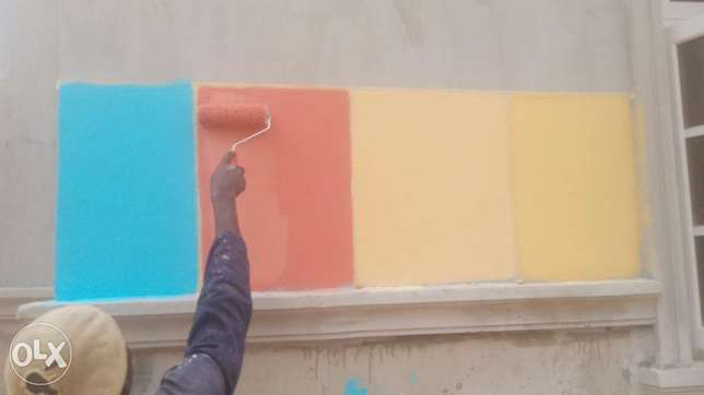 Quality paint of assorted types and colours Kubwa - image 2