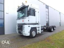 Renault Magnum 520dxi 6x2 Euro 5 Eev - For Import