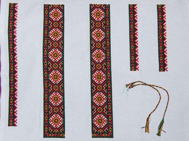 Заготовка до чоловічої сорочки (вишита) вишиванка вишивка вышиванка Львов -  изображение 1 018e3bd8f1f98