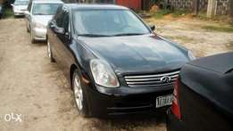 Infiniti G35x for sell