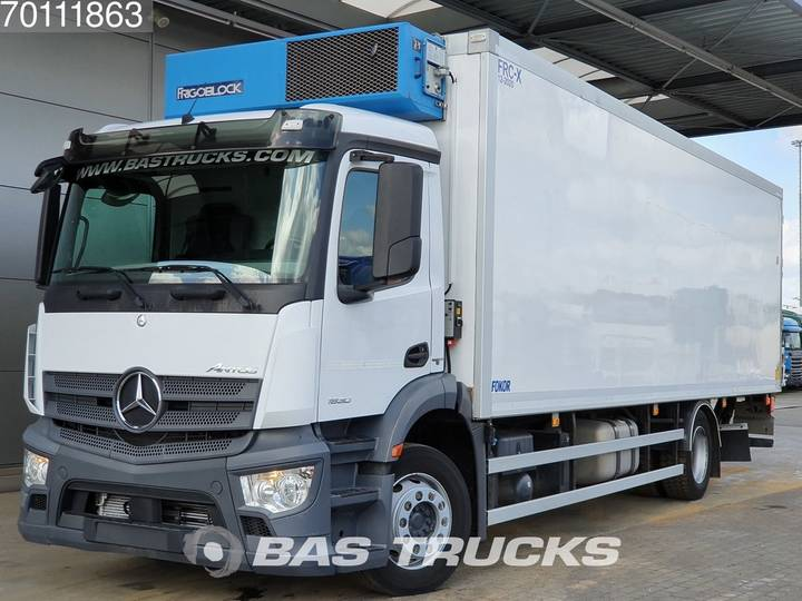 Mercedes-Benz Antos 1830 L 4X2 ATP Ladebordwand Euro 6 - 2014