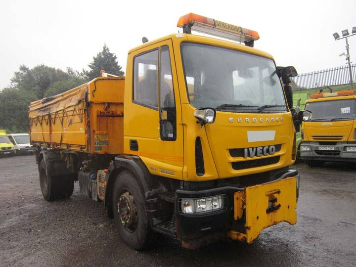 Iveco EEV 180E25 4X2 18TON 3 WAY TIPPER C/W PLOUGH (GUIDE PRICE) - 2019