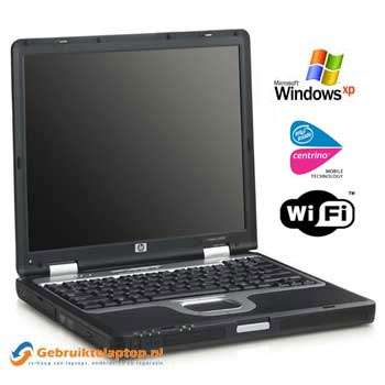 Hp pentium 4 1gb 60gb wifi dvd wr bluetooth easy to carry 9,500/= Nairobi CBD - image 1