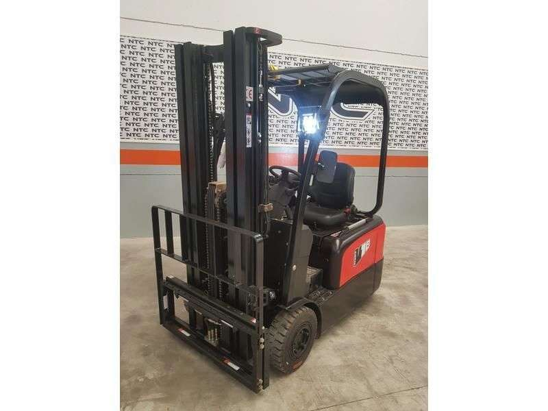 Nct 8fbe-15 Three-wheel Forklift - 2017