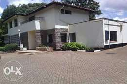 Lavington, 6 bedroom one storeyed stand alone to let 380k