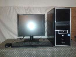 i3 Full set including flat screen