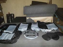 Car Seat Covers (For any Five Seater)
