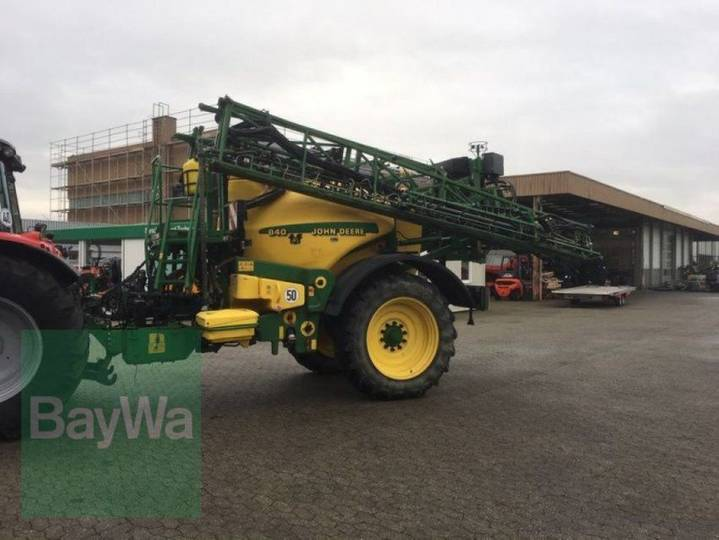John Deere 840 Tf Twin Fluid - 2004