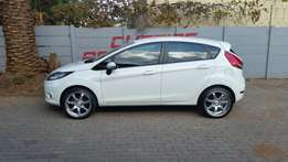 2011 ford fiesta for sale