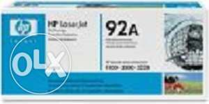 HP LaserJet Black Print Cartridge (C4092A)