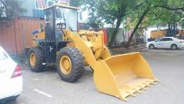 Wheel Loader for Hire/Lease