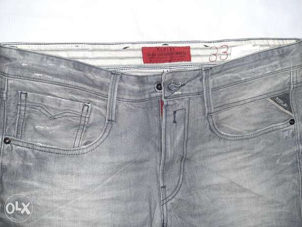 Reply Jeans 33/32 from England. المعادي -  3