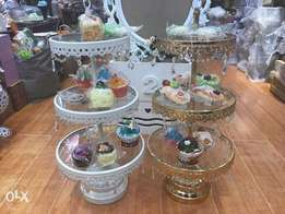 Cup Cake stand- 3 Tier