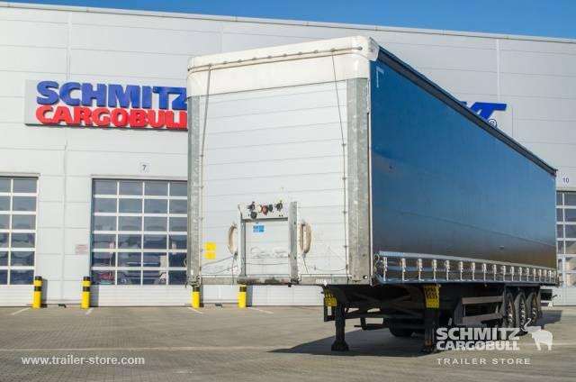 Schmitz Cargobull Semitrailer Curtainsider Standard - 2017