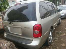03 mazda mpv foreign used