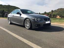 2012 BMW 325i M Sport Coupe (E92 Facelift)