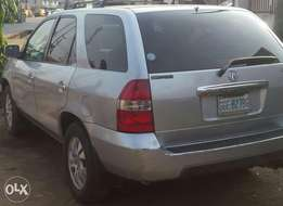 Clean used 2005 Acura Mdx