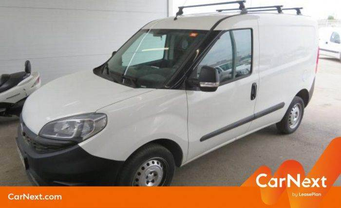 Fiat Dobló Cargo 1.3mjt Base 60kw - 2016