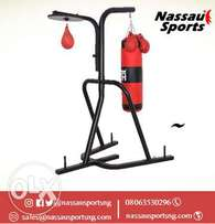 Dual Station Punching Bag/Boxing stand