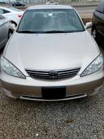 Toyota Camry 2003..direct foreign use with custom duty