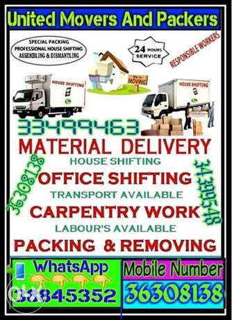 Professional mover and packer and
