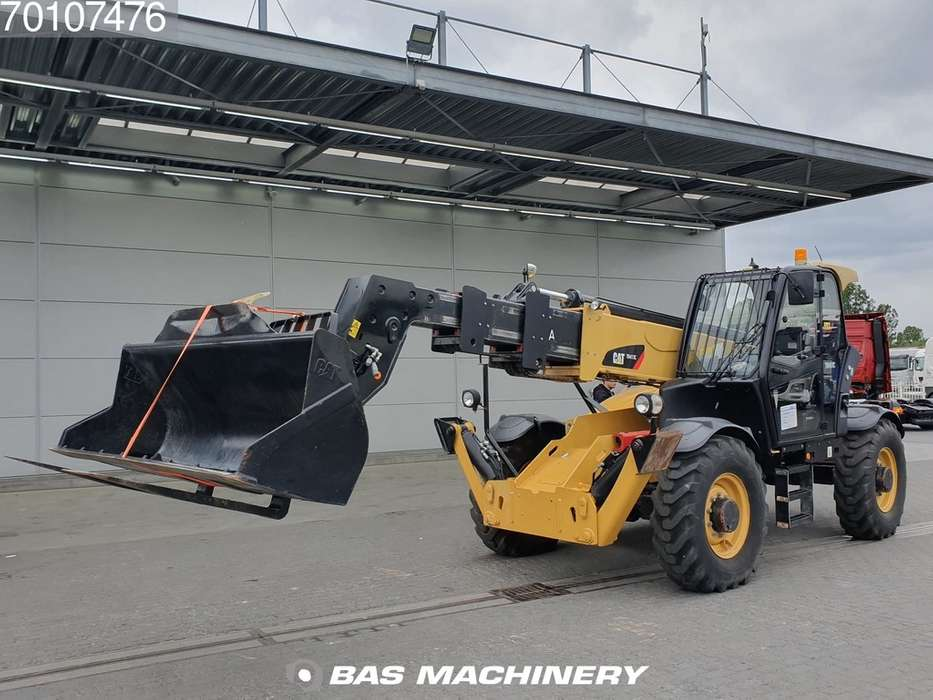 Caterpillar TH417C Bucket and forks - 2014 - image 6
