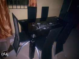 Quality New Six Seater Dining Table (0285)